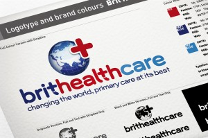 Brit Health Care Logo