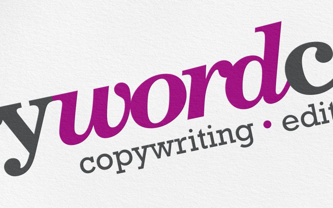 Every Word Counts Identity & Website
