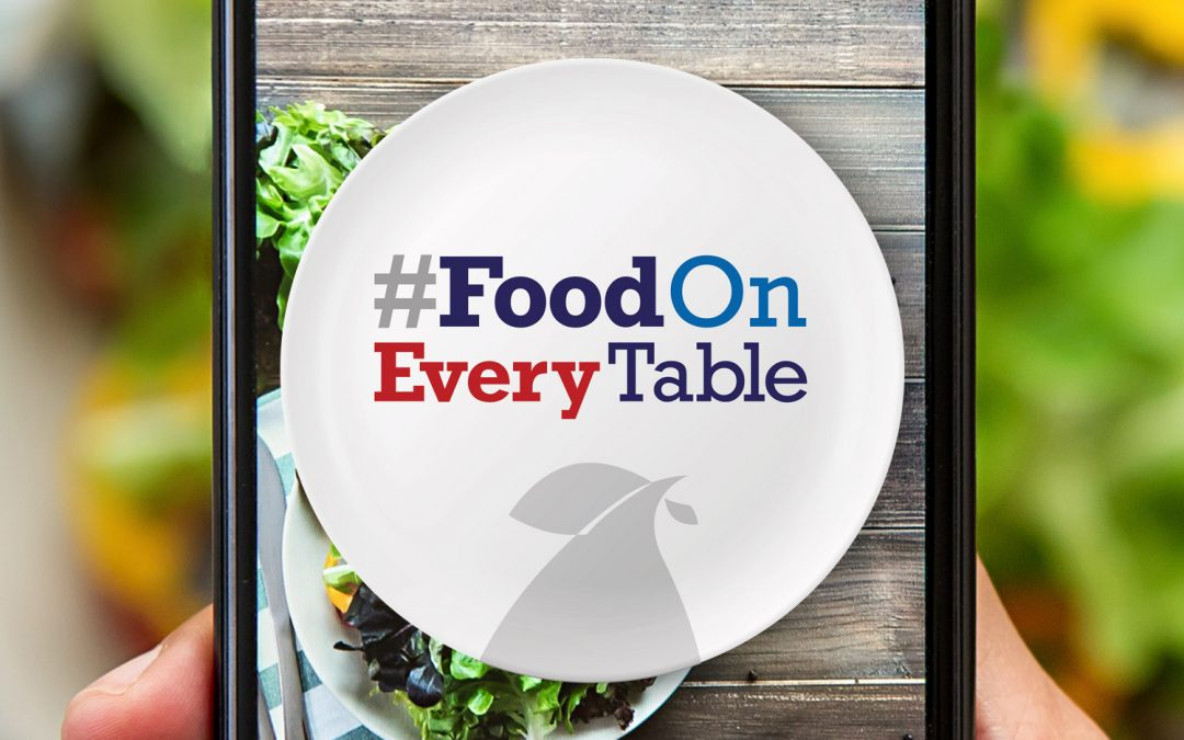 FoodOnEveryTable Campaign